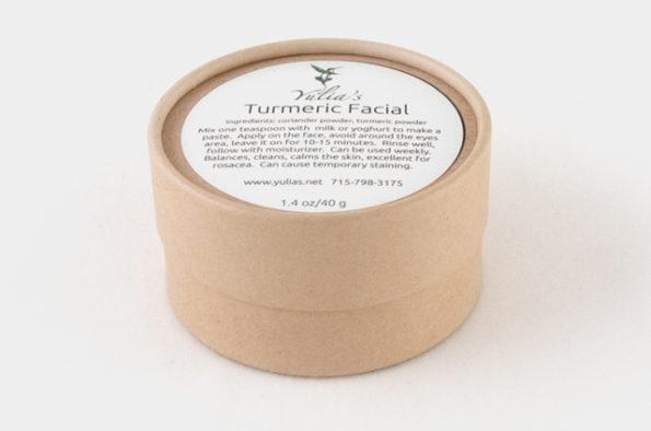 Turmeric Facial