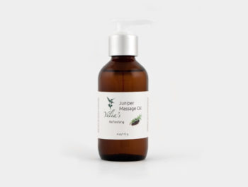 Juniper Massage Oil