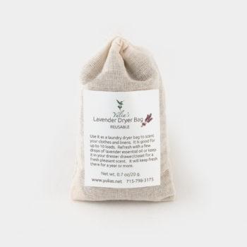 Lavender Dryer Bag