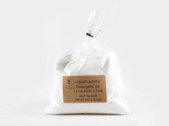 Liquid Laundry Detergent Kit