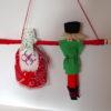 Wedding Couple Charm Slavic Doll