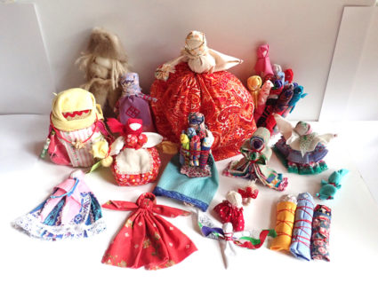 Slavic Charm Doll Webinar