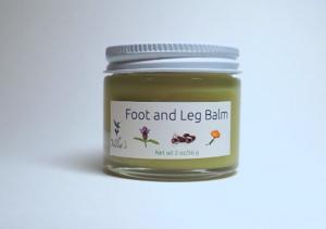 foot and leg balm