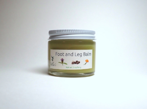foot and leg balm
