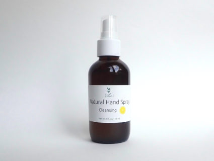 Natural Hand Spray
