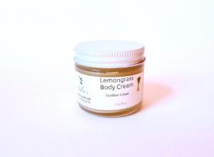 Lemongrass cream