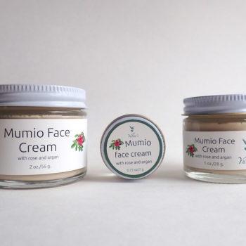 mumio face cream