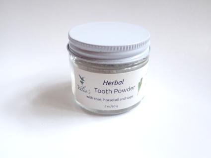 Herbal Tooth Powder